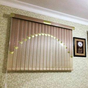 Вертикальные мультифактурные жалюзи в Шымкенте